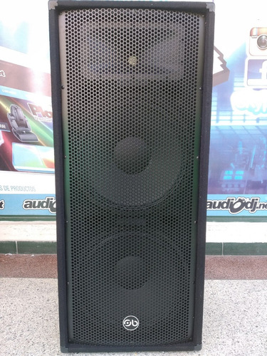 sistemas pasivos doble soundbarrier rx-215