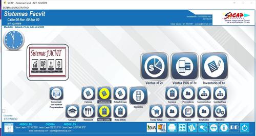 sistemas pos y factuacion eletronica