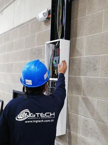 sistemas seguridad electrónica (cámaras, alarmas)