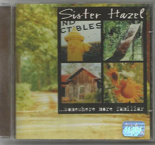 sister hazel - ...somewhere more familiar - cd usado