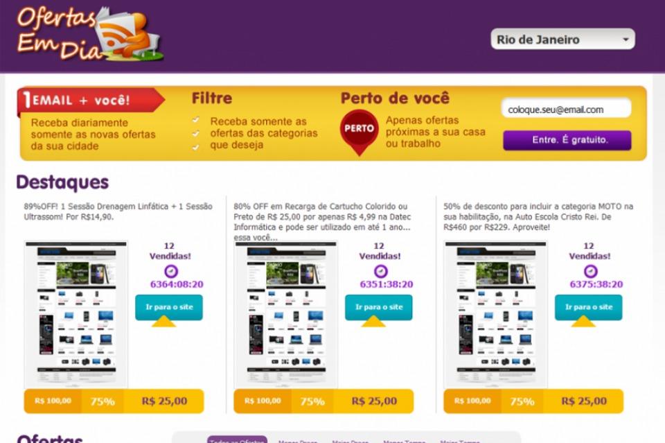 31f565d842ad3 Site Agregador De Ofertas De Compras Coletivas Em Php - R$ 7,99 em Mercado  Livre