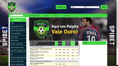 site de apostas esportivas aluguel
