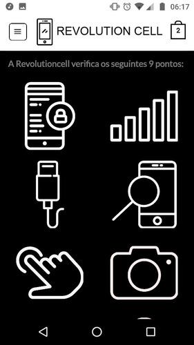 site empresa revolutioncell - faça mais d 100 vendas por dia