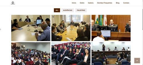 site para advocacia 2019