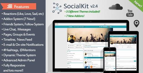 site rede social em script php 2017
