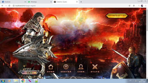 sites lineage 2 completos + suporte !!!