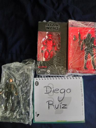 sith trooper, death trooper, black series