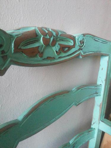 sitial normando antiguo vintage