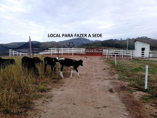 sítio 3,84 hectares em baependi sul  de minas. vista maravilhosa das montanhas da serra da mantiqueira - 4979