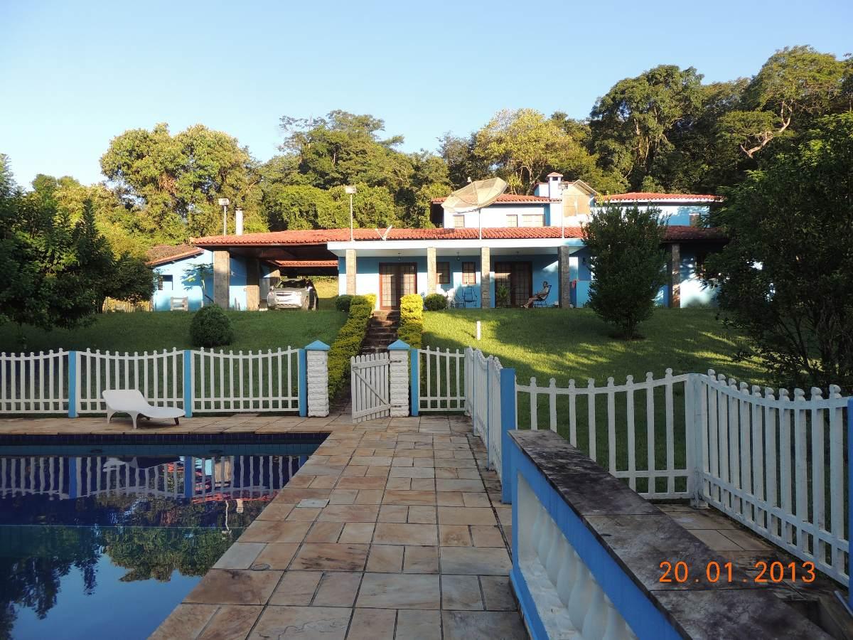 sitio 5 stes 1 master piscina lago 1.000m² a/c
