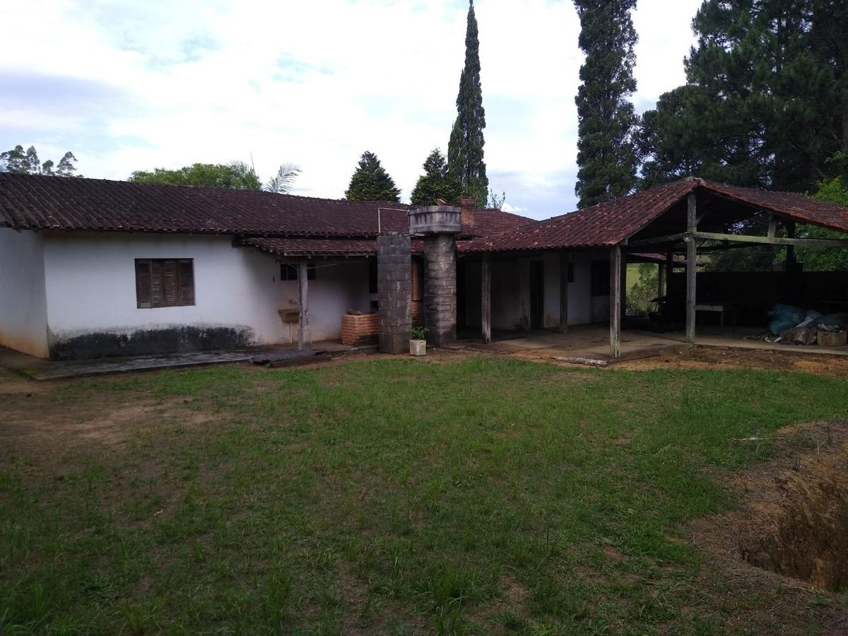 sítio 9 alqueires com duas casas