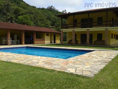 sítio a venda em mogi das cruzes, taiaçupeba, 5 dormitórios, 2 suítes, 2 banheiros - 10110