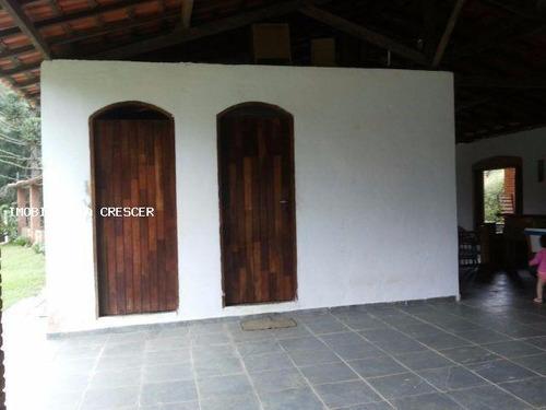 sítio a venda em salesópolis, salesópolis, 4 dormitórios, 1 banheiro - s007