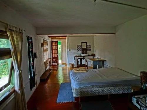 sítio a venda em são francisco xavier (são josé dos campos), rio do peixe, 2 dormitórios, 1 suíte, 1 banheiro, 10 vagas - 526296