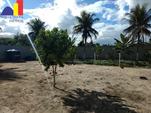sitio amplo pronto com 5.000 m² no sapucaeira - st340v