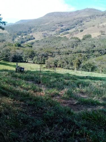 sítio bairro gamarra em baependi sul de minas , com 43 ha , bom de água , 90 % mecanizável , área ideal para plantio de oliveiras. s - 4372