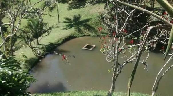 sítio c/ 56.000 m² lago aceita carro como parte de pagamento