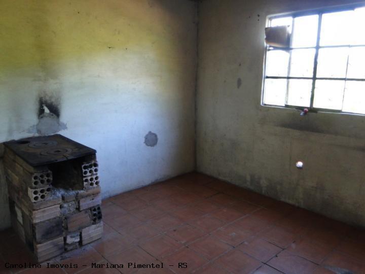 sítio / chácara para venda em barão do triunfo, linha alfredo silveira - barão do triunfo, 2 dormitórios, 1 banheiro, 1 vaga - 2014_1-665422