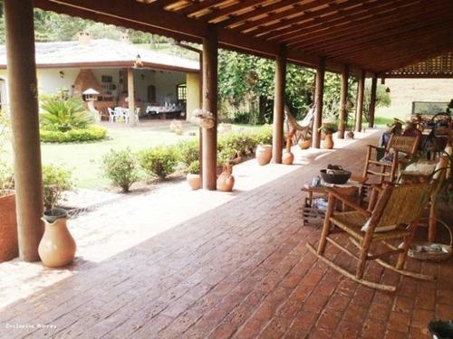 sítio / chácara para venda em bragança paulista, sítio 21,5 alqueires, lago, rio, baia, pasto - 3037