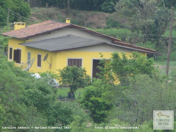 sítio / chácara para venda em mariana pimentel, linha dr. flores -mariana pimentel, 3 dormitórios, 2 banheiros, 1 vaga - 1145_1-723015