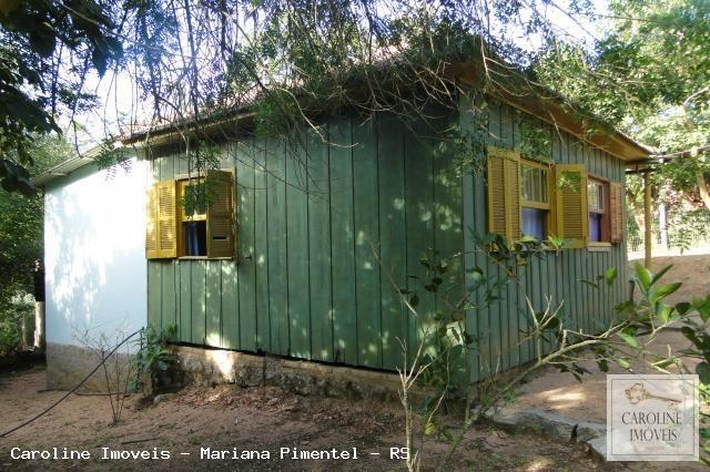 sítio / chácara para venda em mariana pimentel, outros, 2 dormitórios, 1 banheiro, 1 vaga - 1162_1-810585