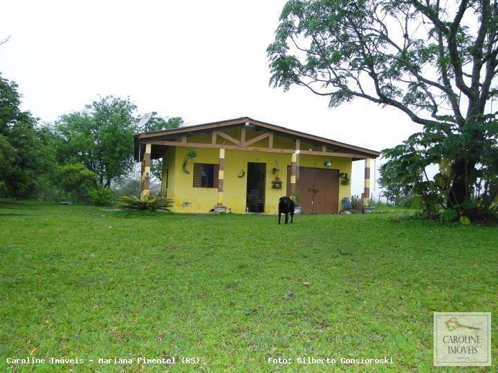 sítio / chácara para venda em mariana pimentel, passo da mônica, 4 dormitórios, 2 banheiros - 1144_1-722815