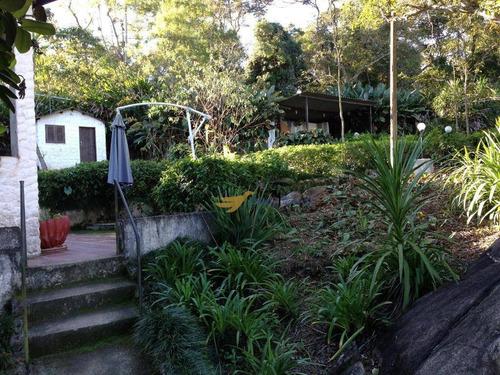 sítio com 10 dormitórios à venda, 36500 m² por r$ 1.200.000 - alto da serra (mailasqui) - são roque/sp - si0001