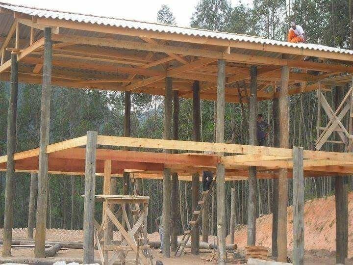 sítio com 2 dormitórios à venda, 36000 m² por r$ 320.000 - bairro grama - salesópolis/sp - si0002