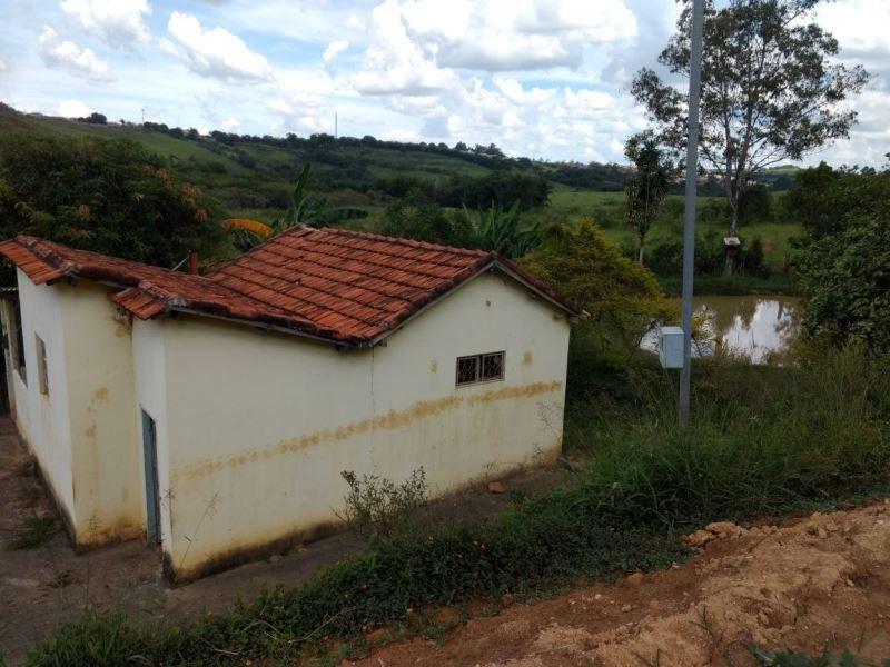 sítio com 2 quartos para comprar no zona rural em nepomuceno/mg - nep591