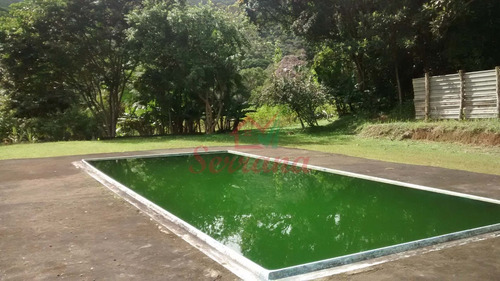 sítio com 24.200 m² lago, nascente piscina e churrasqueira