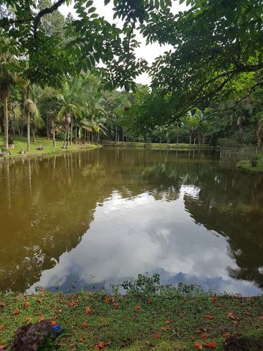 sítio com 25.000 m² com grande e belo lago casa grande