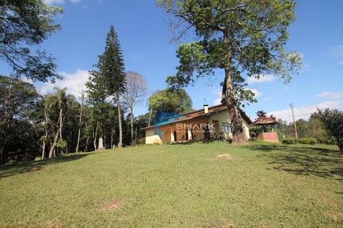 sítio com 3 dormitórios à venda, 141708 m² por r$ 1.200.000 - centro (são roque) - são roque/sp - si0026