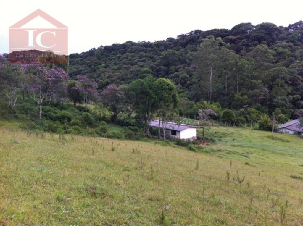 sítio com 3 dormitórios à venda, 205700 m² por r$ 650.000,00 - centro - embu-guaçu/sp - si0005