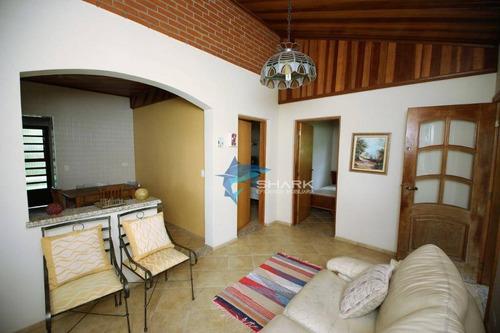 sítio com 3 dormitórios à venda, 30000 m² por r$  - centro (são roque) - são roque/sp - si0022