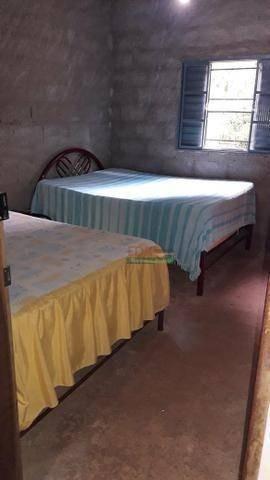 sítio com 3 dormitórios à venda, 4800 m² por r$ 202.000,00 - paineiras - redenção da serra/sp - si0034