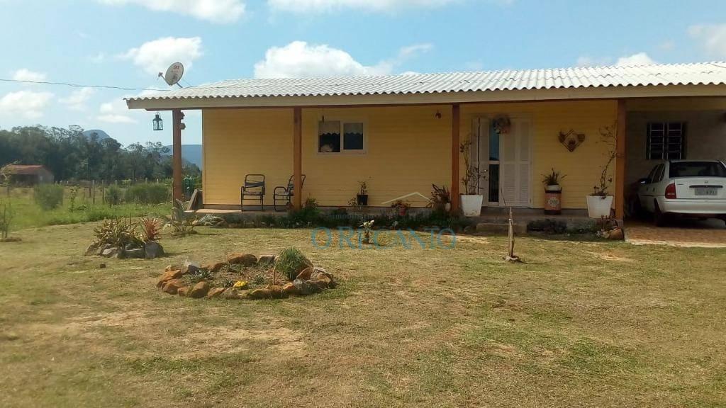 sítio com 3 dormitórios à venda, 5000 m² por r$ 230.000,00 - são joão - canela/rs - si0088
