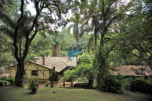 sítio com 3 dormitórios à venda, 70000 m² por r$ 1.350.000 - centro (são roque) - são roque/sp - si0023