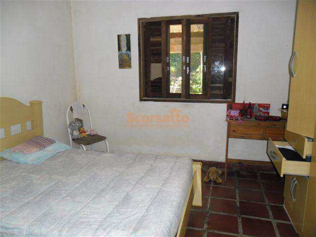 sítio com 3 dorms, penteado, embu-guaçu - r$ 320 mil, cod: 613 - v613