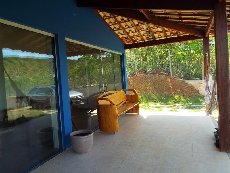 sítio com 3 quartos para comprar no condomínio recanto das araras em jaboticatubas/mg - 2422