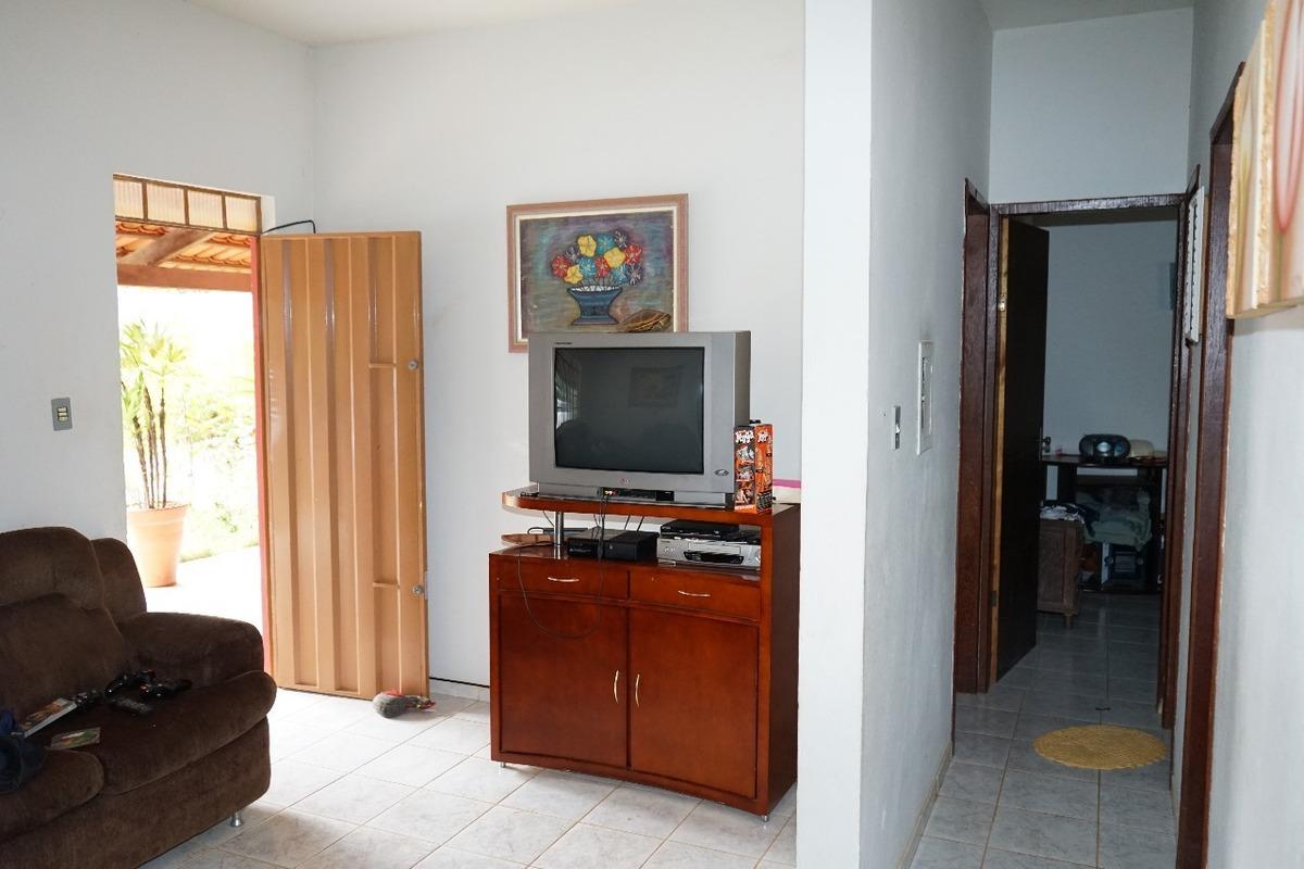 sítio com 3 quartos para comprar no córrego do paiol em divinópolis/mg - 4640
