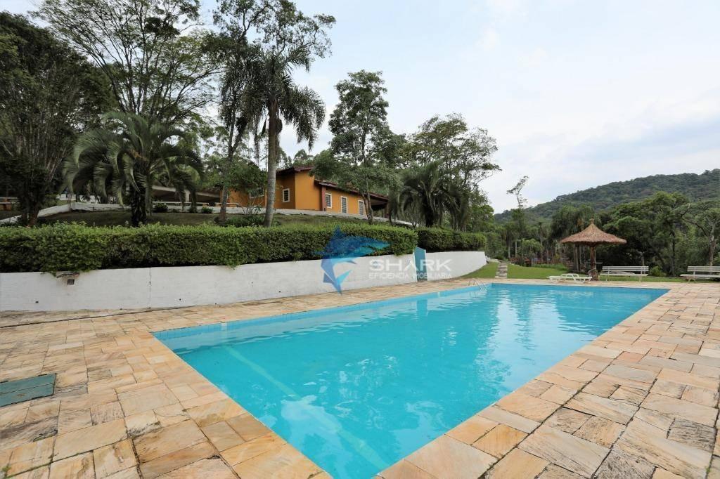 sítio com 4 dormitórios à venda, 121000 m² por r$ 1.500.000 - centro (são roque) - são roque/sp - si0012