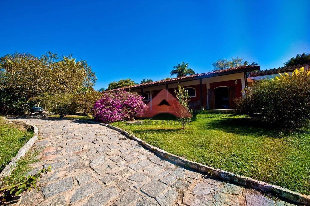 sítio com 4 dormitórios à venda, 160000 m² por r$ 3.500.000 - chácara germana - caçapava/sp - si0103