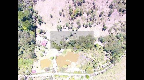 sítio com 4 dorms, centro, paraibuna - r$ 599 mil, cod: 286 - v286