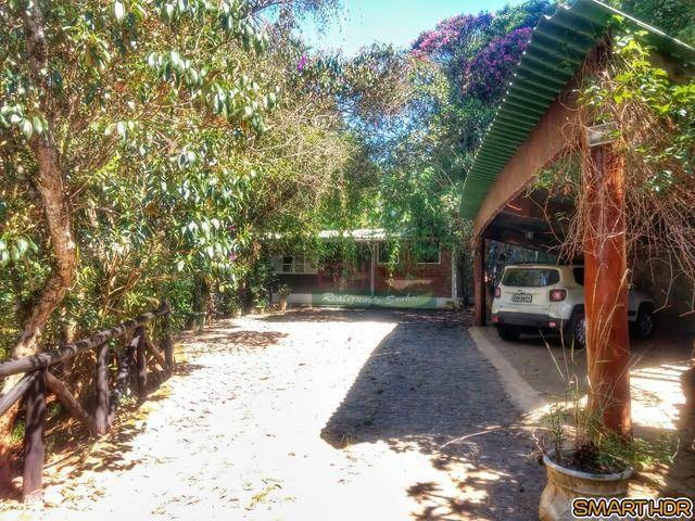 sítio com 5 dormitórios à venda, 12442 m² por r$ 1.000.000 - zona rural - guaratinguetá/sp - si0022