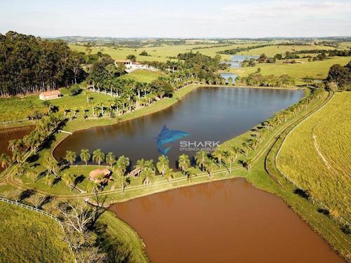 sítio com 5 dormitórios à venda, 338800 m² por r$ 4.500.000 - zona rural - porto feliz/sp - si0027