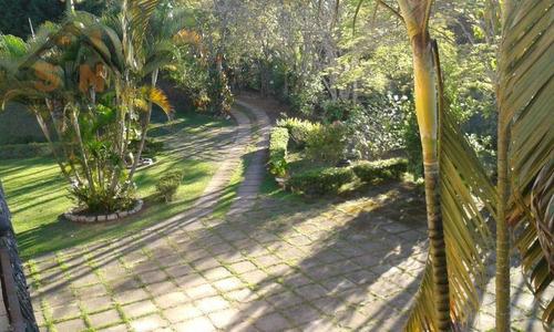 sítio com 6 dormitórios à venda, 157500 m² por r$ 1.500.000,00 - pouso alegre - santa isabel/sp - si0002