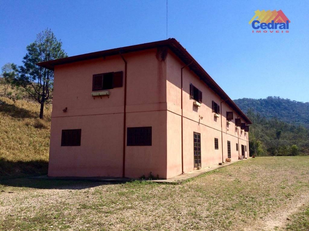 sítio com 8 dormitórios à venda, 224000 m² por r$ 3.500.000 - jardim seabra - amparo/sp - si0023