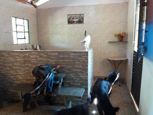 sitio com açude e casa - 1233