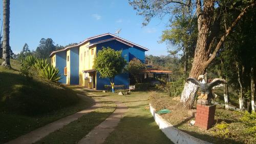 sitio com área de 24.000 m², com boa topografia !!