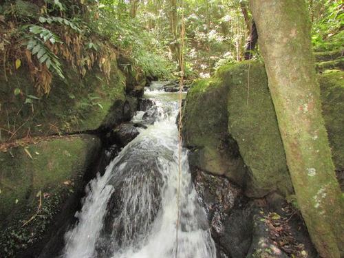 sitio com cachoeira /ampla sede/galpão/plantio/ref: 04716